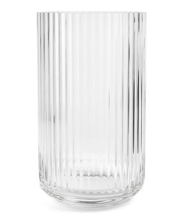 Glass 25cm Vase