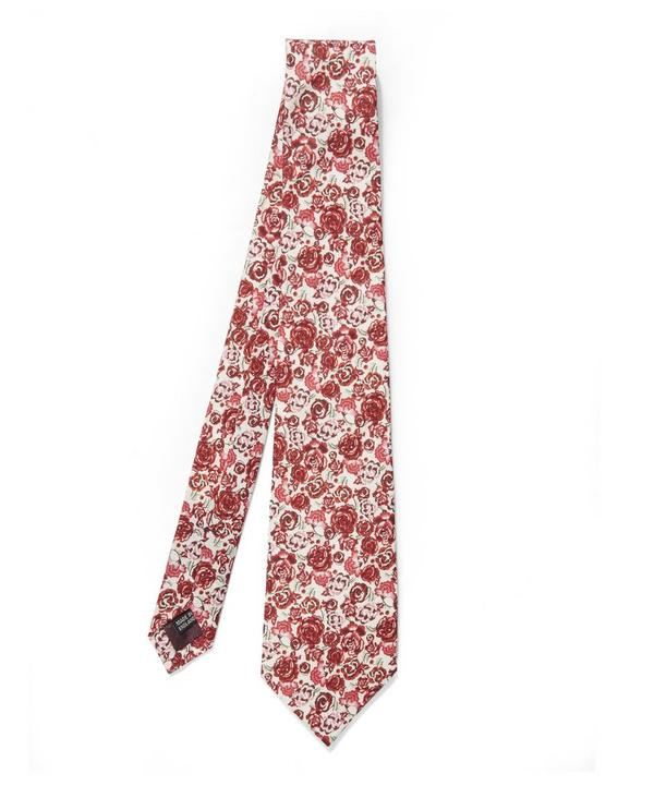 Palace Garden Cotton Tie