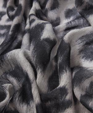Bianca Stone Silk and Modal-Blend Scarf