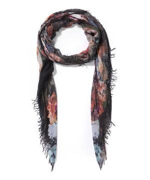 Gloria Modal and Cashmere-Blend Scarf