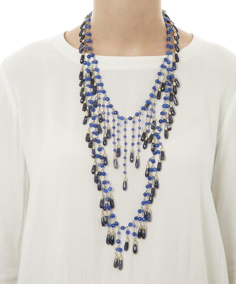 Pascoli Handmade Double Necklace
