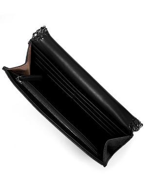 Shaggy Deer Falabella Flap Wallet