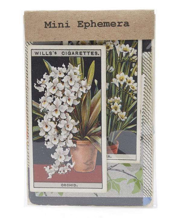 Mini Ephemera Packs