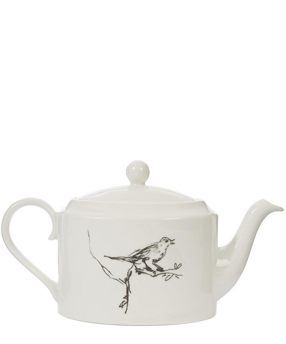 Small and Beautiful Printed Tea Pot
