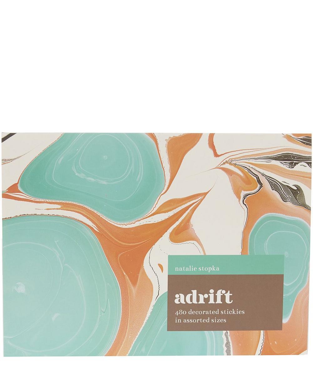 Adrift Marble Sticky Note Portfolio