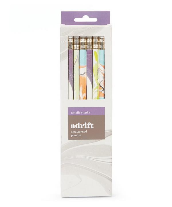 Adrift Pencil Set