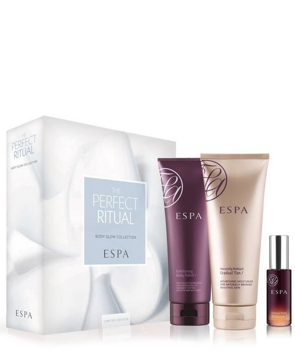 The Perfect Ritual Body Glow Collection