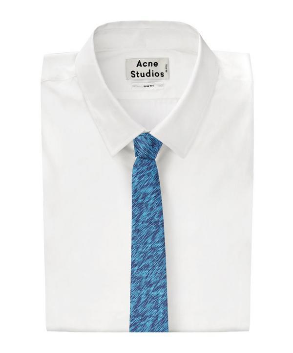 Haze Narrow Tie