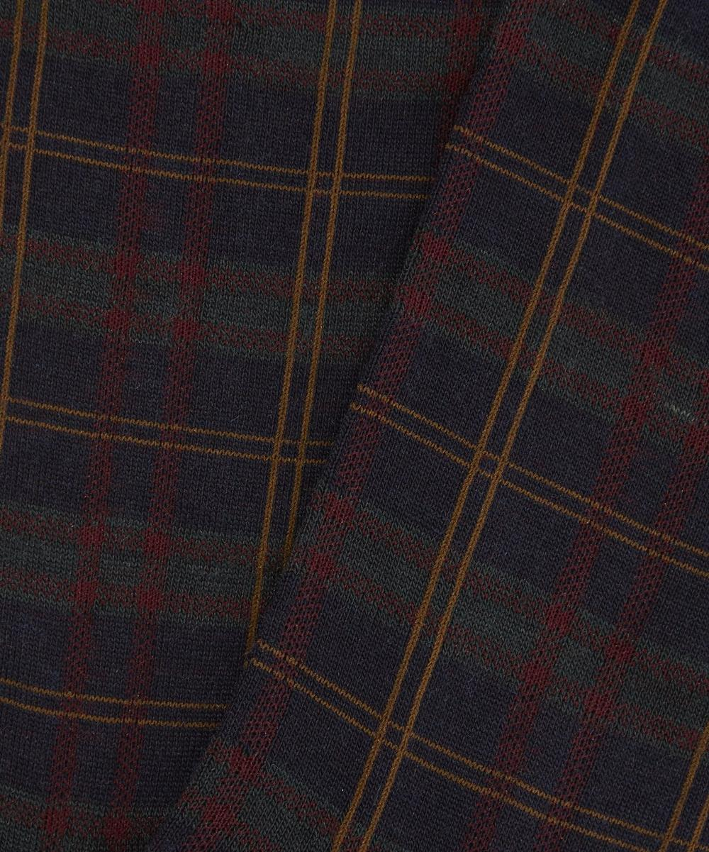 Greenwich Tartan Check Socks
