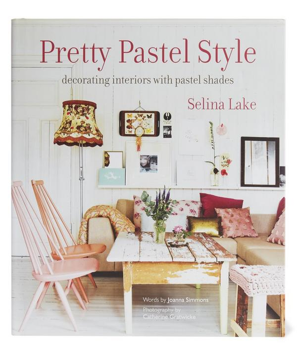 Pretty Pastel Style Interior Book