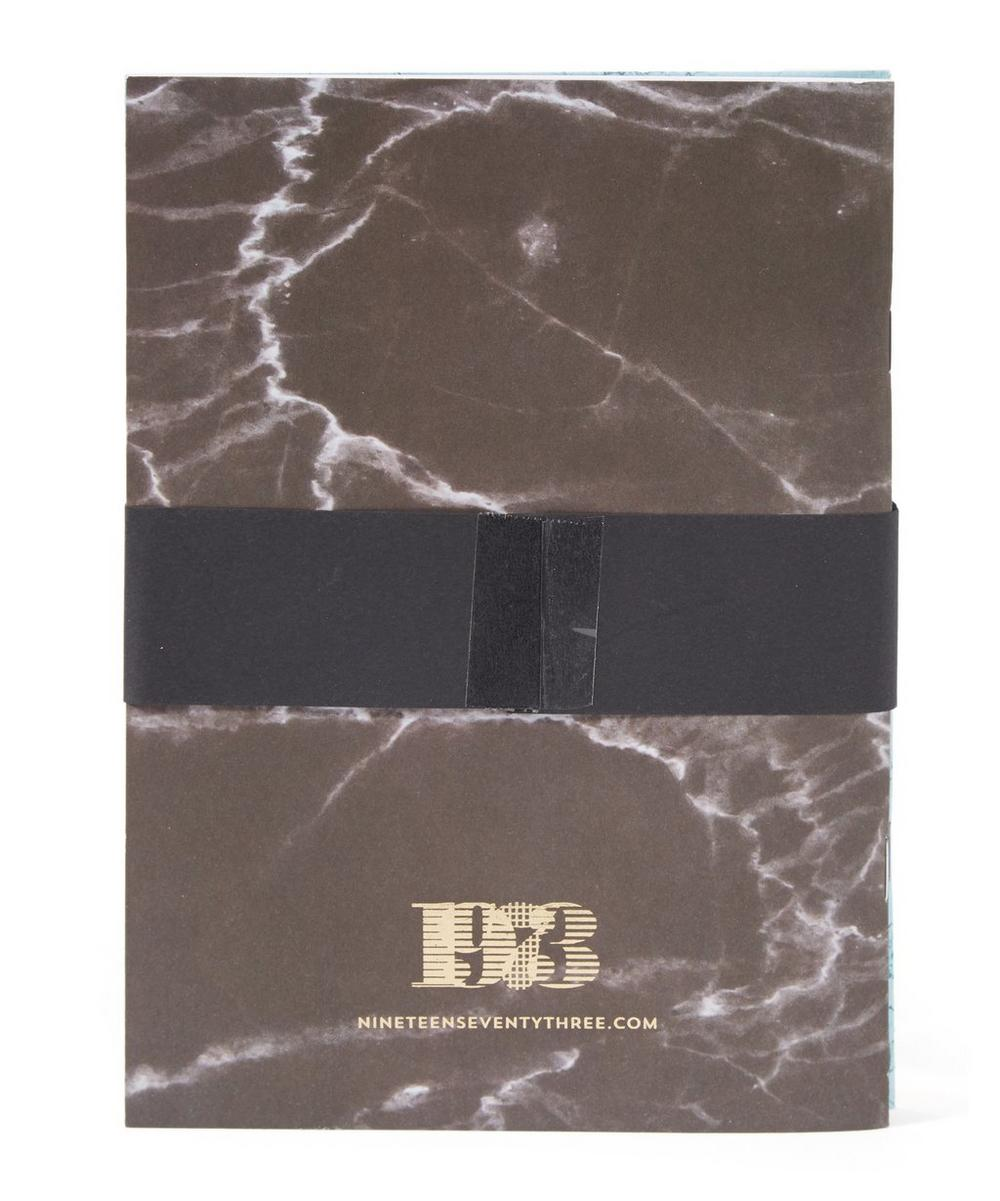 Marble A5 Notebook 3 Pack
