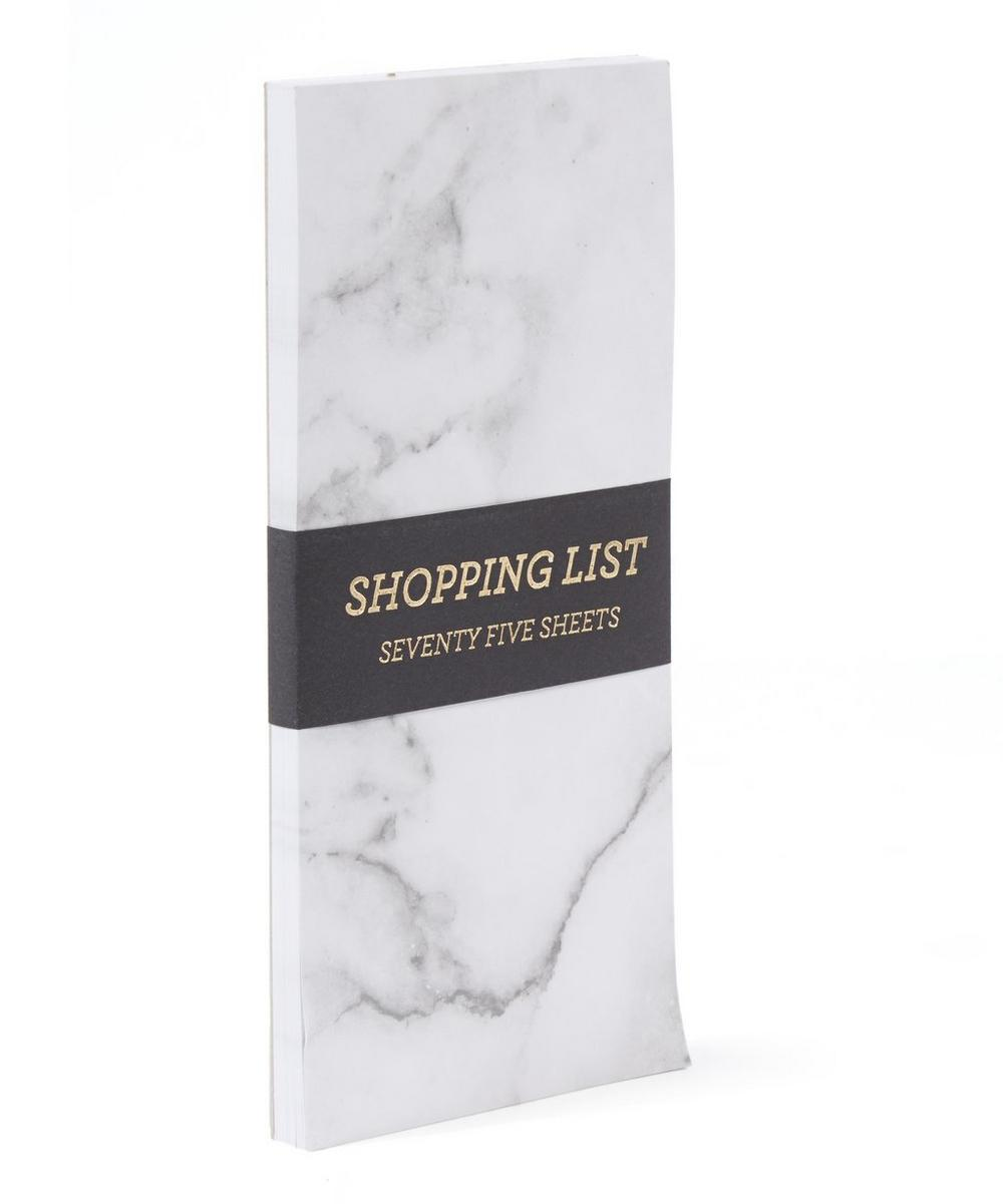 Marble Shopping Pad