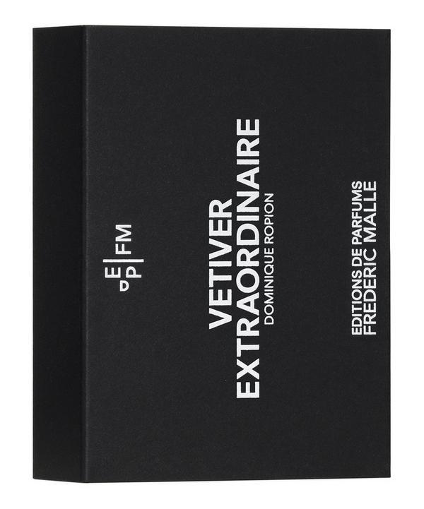 Vetiver Extraordinaire Eau de Parfum 3 x 10ml