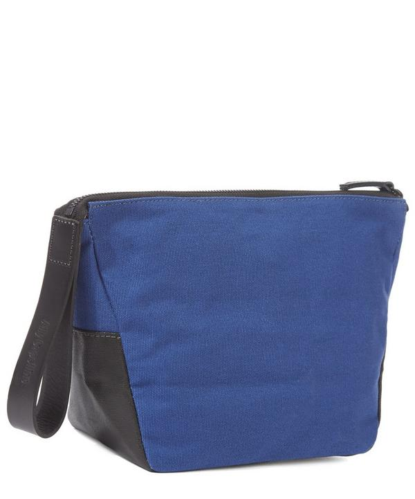 Nazim Canvas Washbag