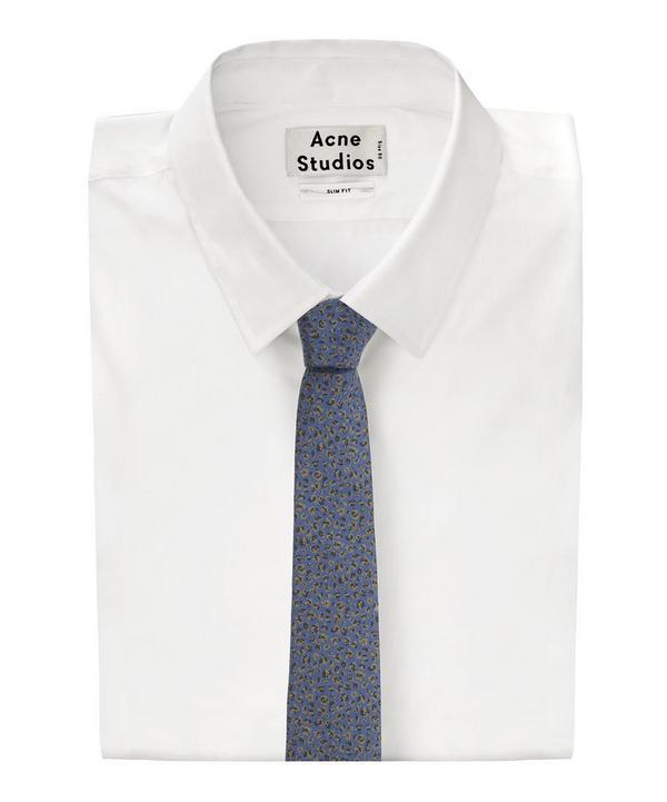 Leopard Print Tie