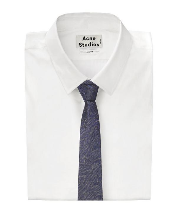 Marble Printed Tie
