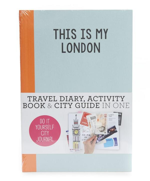 This Is My London Book