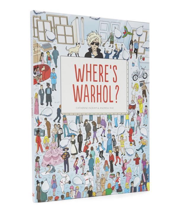 Where's Warhol Book