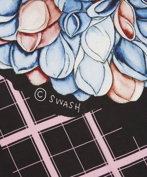 Tenneson Rose Silk Shawl