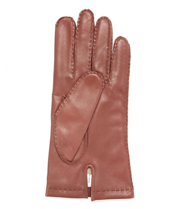 Chelsea Cashmere and Leather Gloves