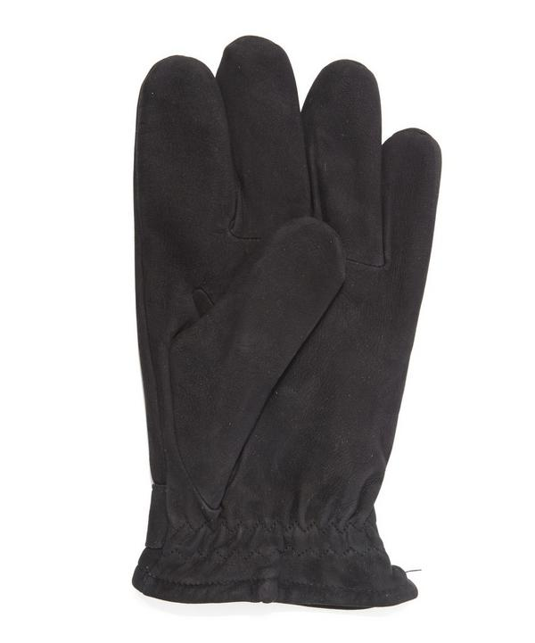 Wells Nubuck Gloves