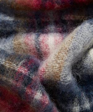 Granny Check Patterned Scarf