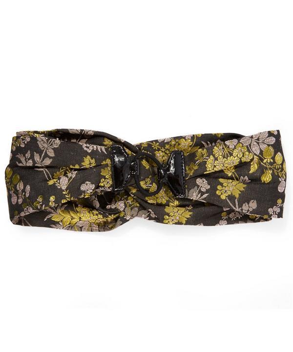 Brocade Turban Headwrap