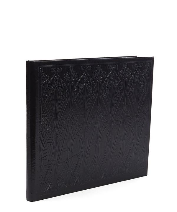 Leather Ianthe Guestbook