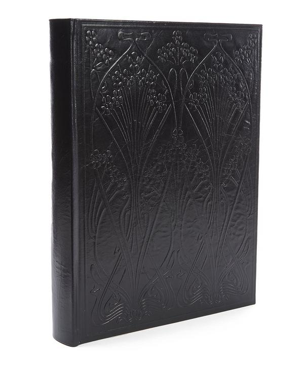 Leather Ianthe Photo Album