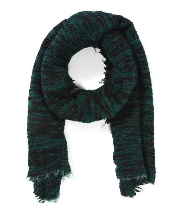 Faliero Sarti Ragnetto Textured Silk Cashmere Scarf