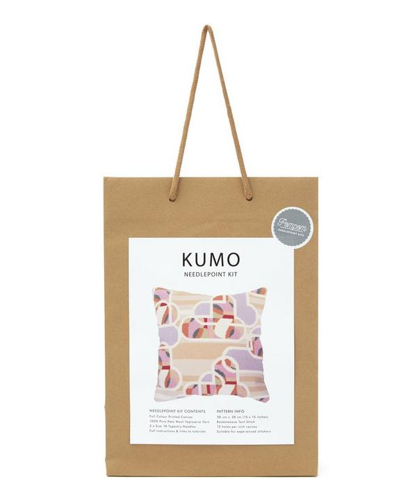 Kumo Needlepoint Cushion Kit