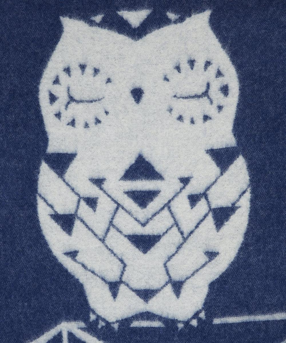 Owl Throw