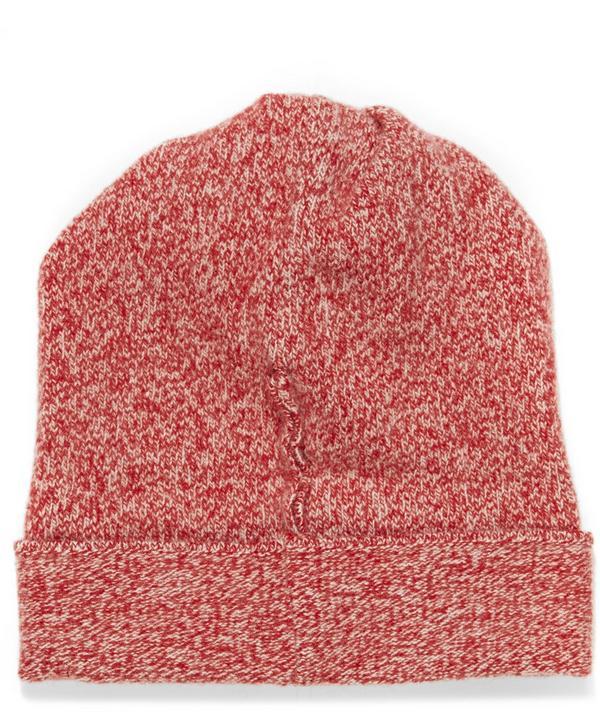 Marl Lambswool Beanie Hat