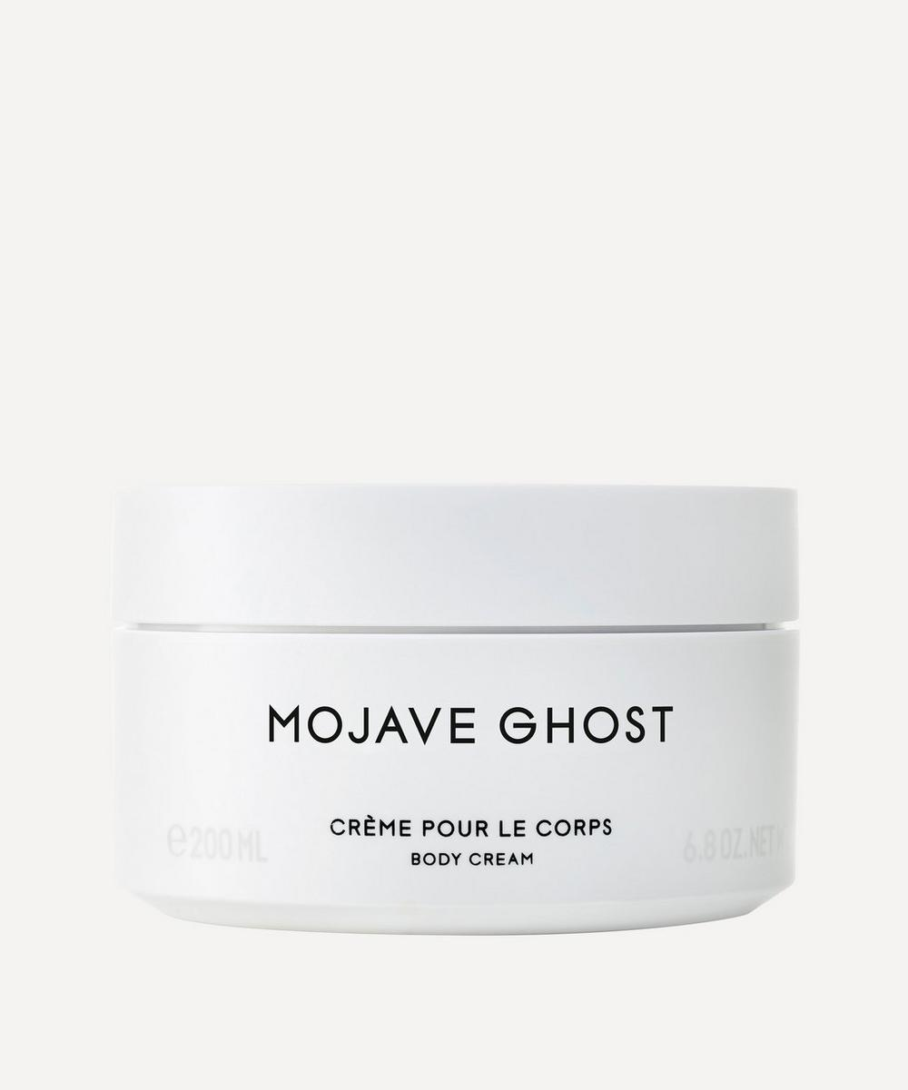 MOJAVE GHOST BODY CREAM