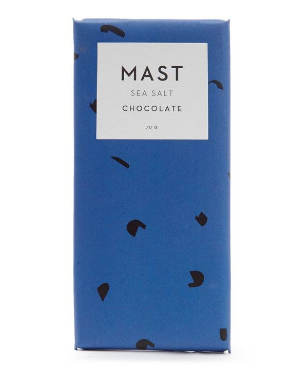 Sea Salt Chocolate Bar 70g