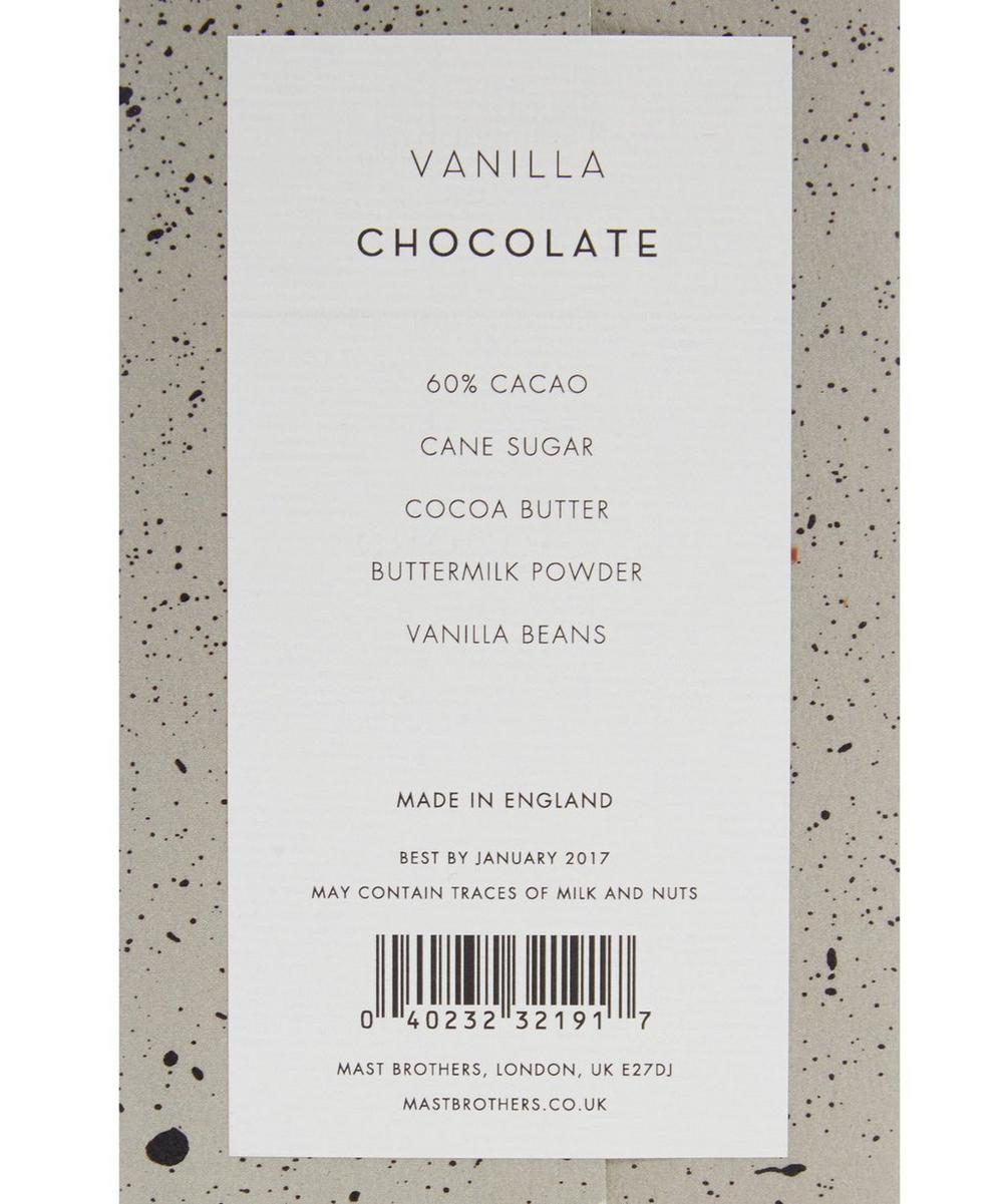 Vanilla Chocolate Bar 70g