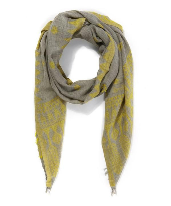 Jacobia Wool Scarf