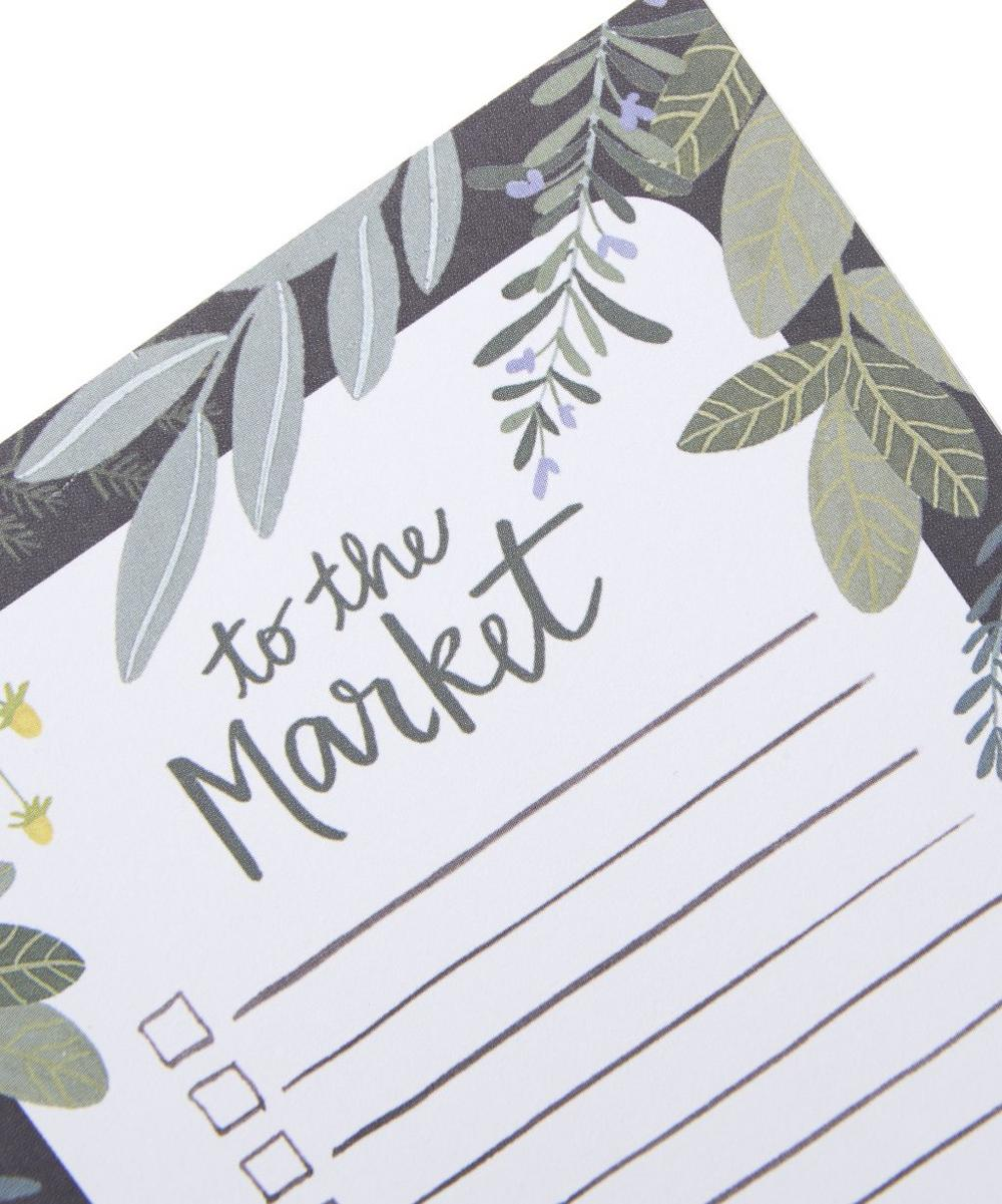 To The Market Notebook