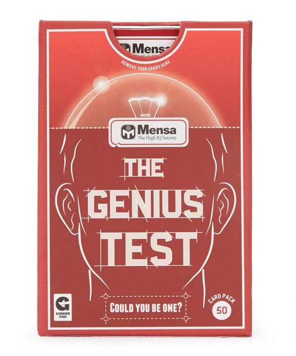 Mensa The Genius Test