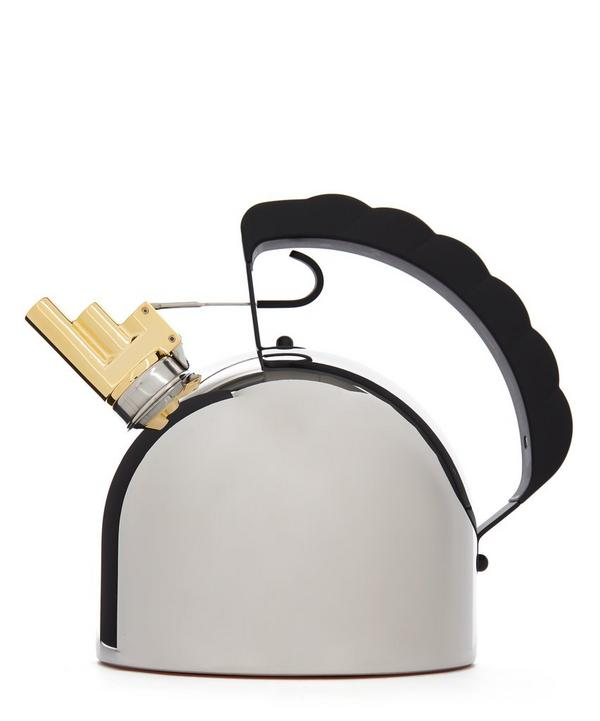 9091 Melodic Whistling Stainless Steel Kettle