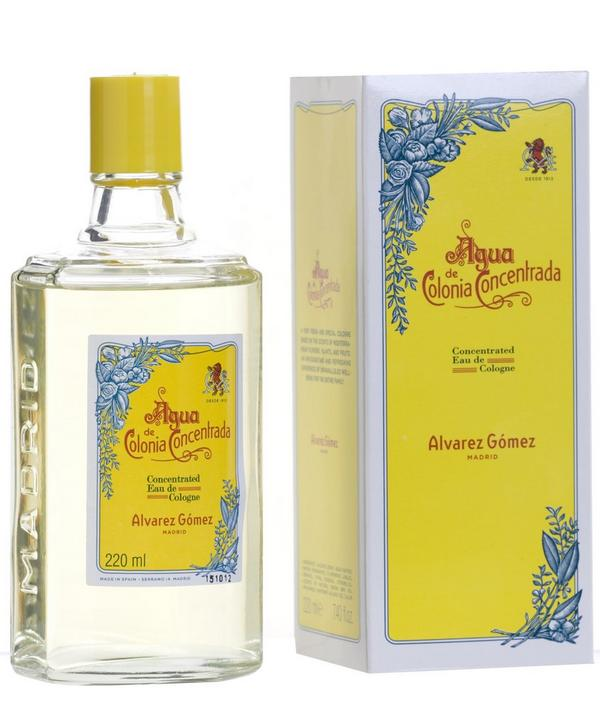 Agua de Colonia Concentrada Eau de Cologne 220ml