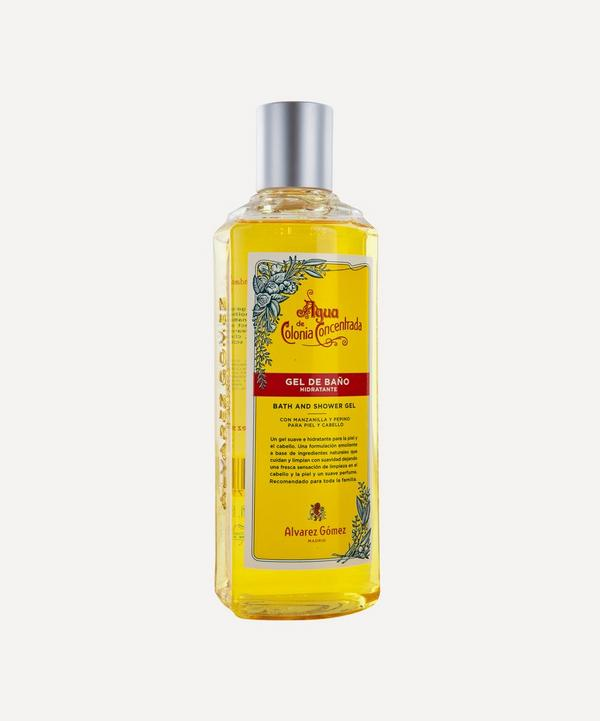 Agua de Colonia Concentrada Bath and Shower Gel 300ml