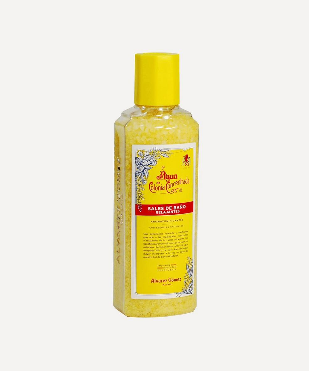 Agua de Colonia Concentrada Bath Salts 300g