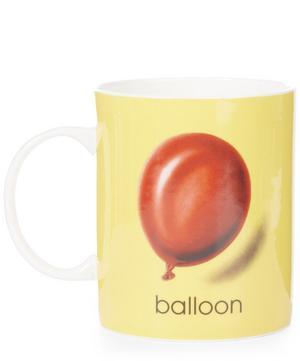 Ladybird Bone China B for Balloon Mug