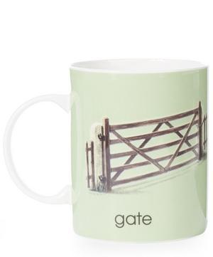 Ladybird Bone China G for Gate Mug