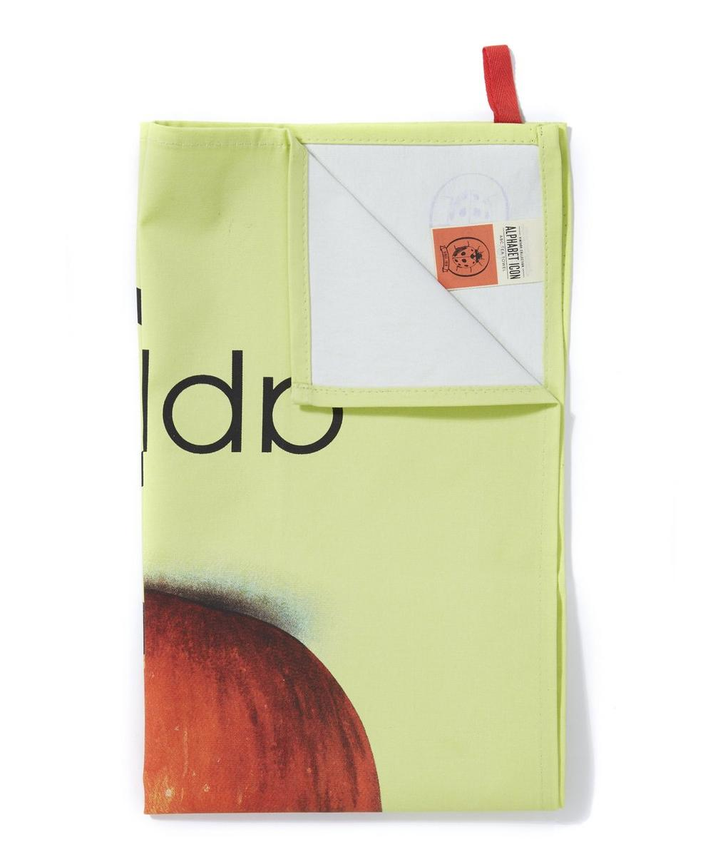 A Ladybird Tea Towel