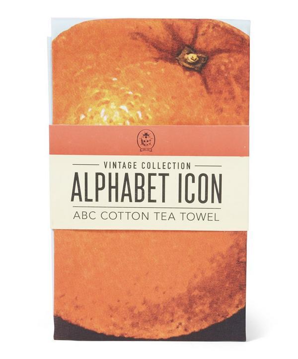 O Ladybird Tea Towel