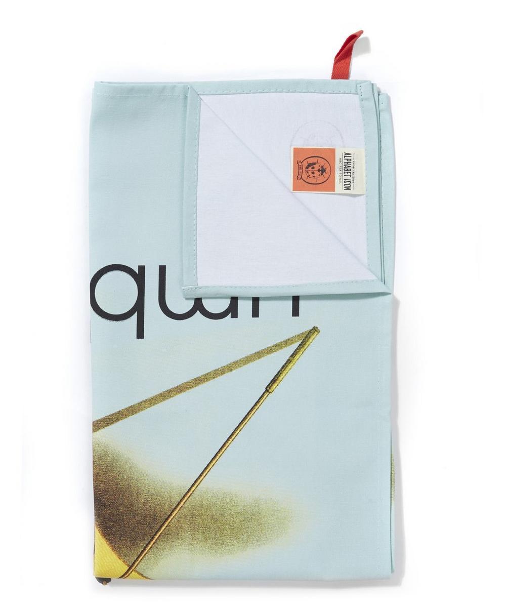 U Ladybird Tea Towel