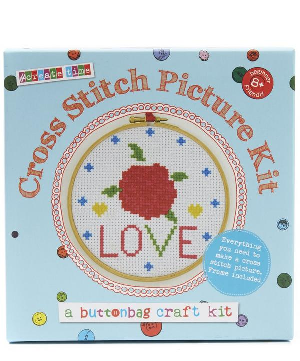 Cross Stitch Picture Kit