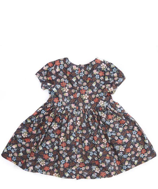 Edenham Lace Collar Tea Dress